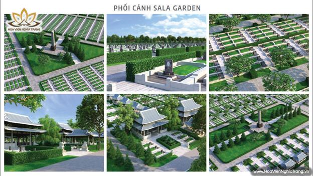 Phối cảnh Sala Garden