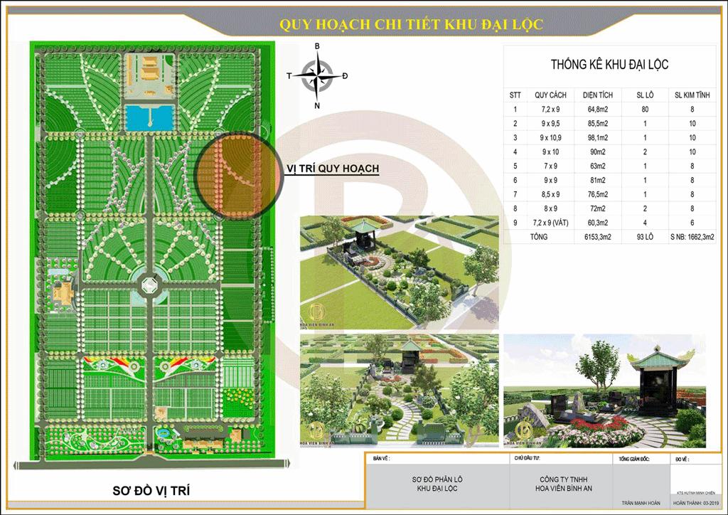 Quy hoạch chi tiết khu Đại Lộc